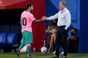 AS: Leo Messi i Ronald Koeman, kluczowy duet dla Barcelony w sezonie 2020/2021