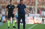 Jorge Almirón: To był dla nas niebezpieczny mecz