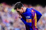 """AS: Leo Messi powróci na pozycję fałszywej """"dziewiątki"""""""