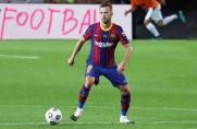 Miralem Pjanić: Nie jestem Xavim czy Iniestą, ale postaram się grać w stylu Barcelony
