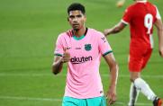Sport: Ronald Araujo i Juan Miranda mają zostać w dynamice pierwszego zespołu