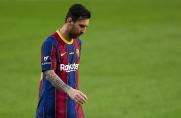 Prezes Argentyńskiego Związku Piłki Nożnej krytykuje Barcelonę za jej postępowanie w sprawie Messiego