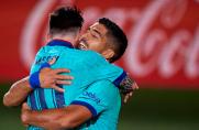 Leo Messi żegna się z Luisem Suárezem i atakuje władze FC Barcelony w mediach społecznościowych