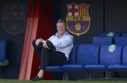 Koeman po raz pierwszy. Barcelona - Villarreal 21:00 CET