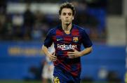 Barcelona B pewnie pokonała wczoraj L'Escalę w meczu towarzyskim