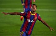 AS: Ansu Fati oczarowuje Barcelonę