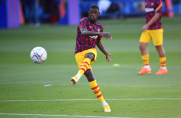 AS: Ousmane Dembélé bliski transferu do Manchesteru United