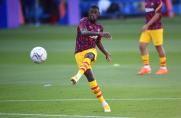 Ousmane Dembélé wykonał pierwszy krok, aby odbudować swoją pozycję w Barcelonie