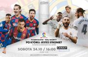 Rafał Kowalczyk z FCBarca.com skomentuje El Clásico na antenie CANAL+!