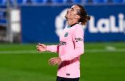 Francuzi obawiają się o sytuację Antoine'a Griezmanna w Barcelonie