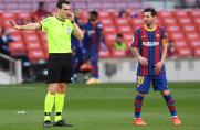 AS: Krytyka systemu VAR częścią kampanii wyborczej w FC Barcelonie