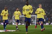 Samuel Umtiti: Nie widzę się w innym klubie niż Barca