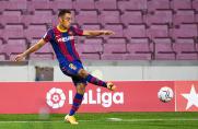 Sergiño Dest: Chciałem trafić do Barcelony i być częścią nowego projektu z młodymi piłkarzami