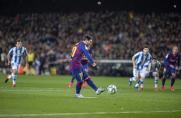 Leo Messi wykonał już sto rzutów karnych w barwach Barcelony