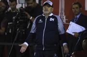 Diego Maradona: Barcelona nie jest łatwym klubem, a Messi nie był traktowany tak, jak na to zasłużył