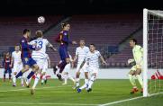 Dynamo Kijów - FC Barcelona: znamy składy!