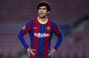 Sport: Carles Aleñá pokazał się z dobrej strony Ronaldowi Koemanowi