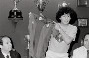 Diego Armando Maradona nie żyje
