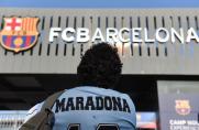 Reakcje osób związanych z Barceloną na śmierć Diego Maradony