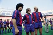 Bernd Schuster: W Barcelonie nie wiedzieliśmy, jak wykorzystać Diego Maradonę