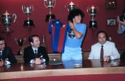 """""""Gdyby Maradona był w Barcelonie jeszcze przez kilka lat, klub znacznie wcześniej stałby się wielką potęgą"""""""