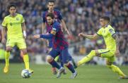 Leo Messi wkracza do gry po odpoczynku w środku tygodnia