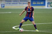 Barça B lepsza od Lleidy, gol Konrada