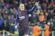 Trener bramkarzy w sztabie Quique Setiena krytykuje Barcelonę za sposób zwolnienia z klubu