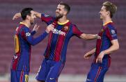 Barcelona aspiruje do sięgnięcia po komplet zwycięstw w fazie grupowej Ligi Mistrzów