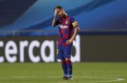 Oficjalnie: Komitet ds. Rozgrywek nie anulował żółtej kartki otrzymanej przez Messiego w meczu z Osasuną