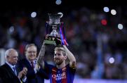Dziesięciu piłkarzy FC Barcelony może zdobyć swoje pierwsze trofeum w klubie
