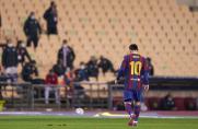 Ile meczów zawieszenia czeka Leo Messiego?