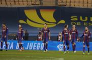 Główne grzechy Barcelony w finale Superpucharu Hiszpanii