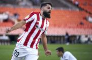 Sport: Asier Villalibre mógł trafić do Barcelony w 2019 roku