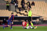 Katalońskie media: Krucha obrona nie pozwala Barcelonie walczyć o najwyższe cele w tym sezonie