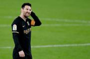Leo Messi zawieszony na dwa mecze za czerwoną kartkę otrzymaną w finale Superpucharu Hiszpanii [Aktualizacja]