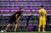 Eder Sarabia: Z Messim nie miałem takich relacji jak z Piqué, kiedy odszedłem, nie pożegnaliśmy się
