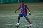Obiecujący debiut Ilaixa Moriby w pierwszym zespole Barcelony