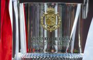 Rayo Vallecano rywalem Barcelony w 1/8 finału Pucharu Króla