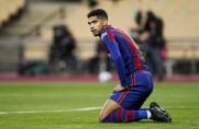 Barcelona musi radzić sobie zniespotykanym dotąd obciążeniem fizycznymz ostatnich tygodni