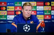 Koeman: Cieszę się z formy De Jonga, jego wpływ na grę jest coraz większy