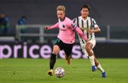 De Jong: Gdyby Griezmann ostatni dotknął piłkę, wtedy ja bym do niej nie biegł