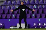 Jorge Almirón: Takie rzeczy jak dziś dzieją się, kiedy przegrywa się pojedynki indywidualne z dobrymi przeciwnikami