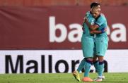 Barcelona nadal cierpi na brak skutecznego środkowego napastnika