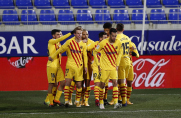 Barcelona z najlepszą passą wygranych meczów wyjazdowych w LaLidze od czasów Luisa Enrique