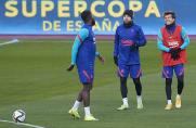 Sport: Barcelona do końca sezonu będzie musiała radzić sobie w obecnym składzie