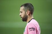 Jordi Alba: Wiem, że jestem jednym z najbardziej znienawidzonych piłkarzy