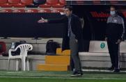 Andoni Iraola: Zrobiliśmy wiele, żeby móc awansować, ale być może zabrakło nam sił