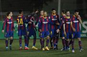 Udane zakończenie rekordowej serii meczów wyjazdowych Barcelony