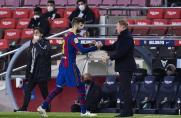 Barcelona po raz pierwszy od miesiąca zdołała zachować czyste konto